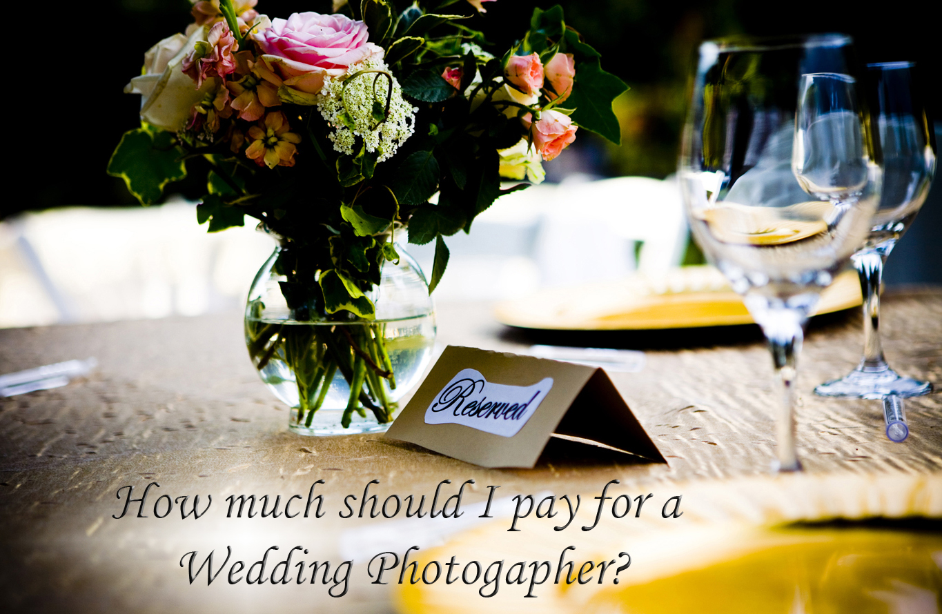 10 things to consider before hiring a wedding photographer for Who pays for wedding photographer