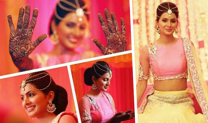Mehndi Ceremony Outfits : Pretty outfit options for mehendi ceremony wedabout