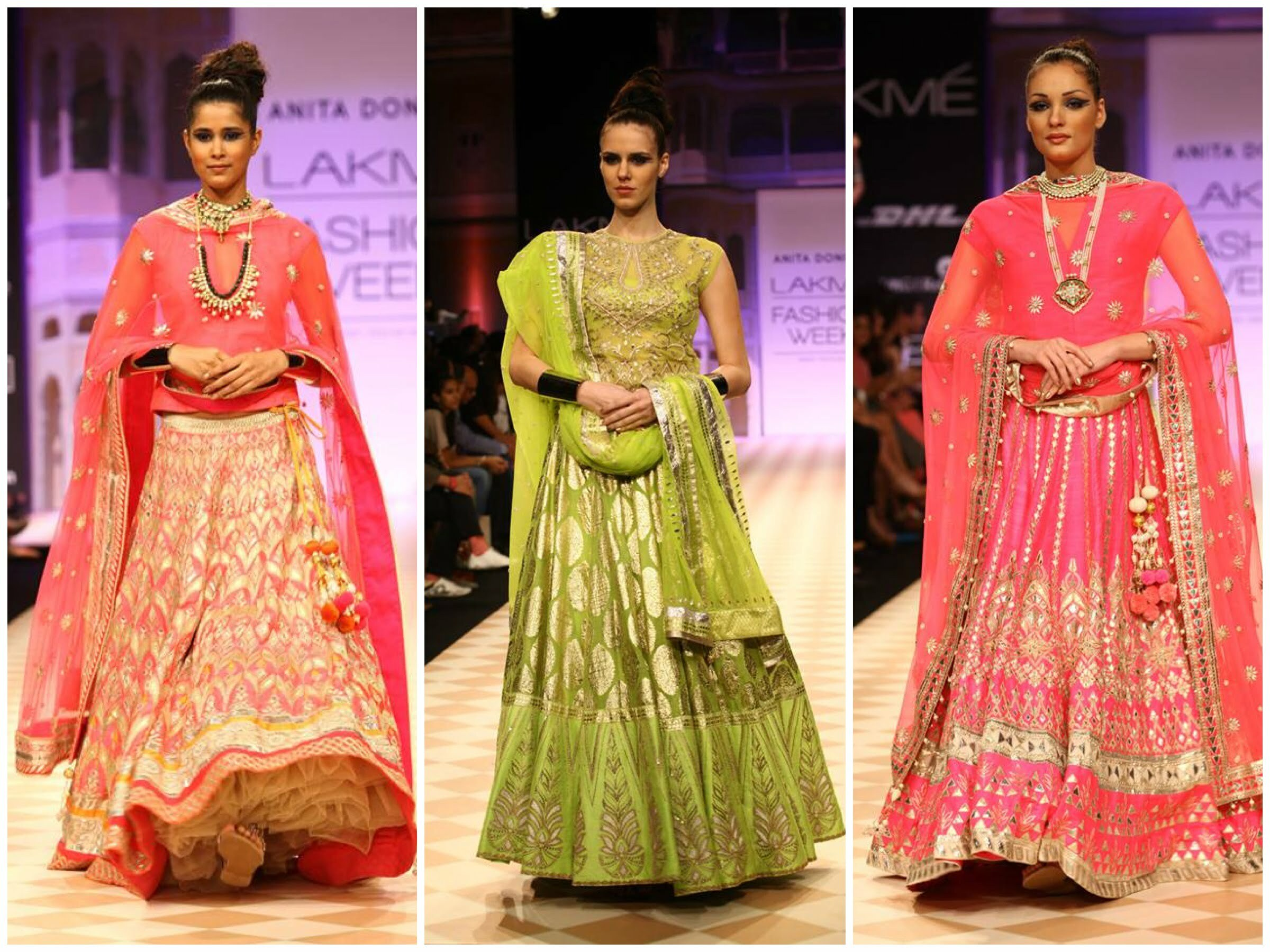 Anita Dongre Bridal Collection 2016 - WedAbout