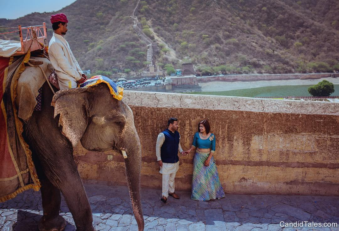 Top 5 destinations for pre wedding shoots in india wedabout for Places for photo shoots