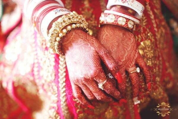 Choora Worn By A Bengali And Odiya Bride