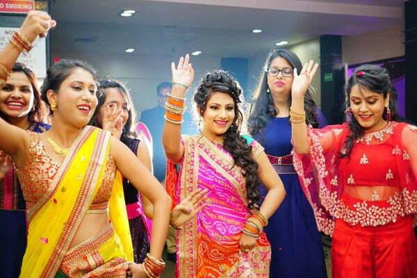 Cross-Cultural wedding