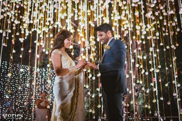 Engagement of Samantha