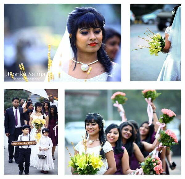 Goan catholic wedding