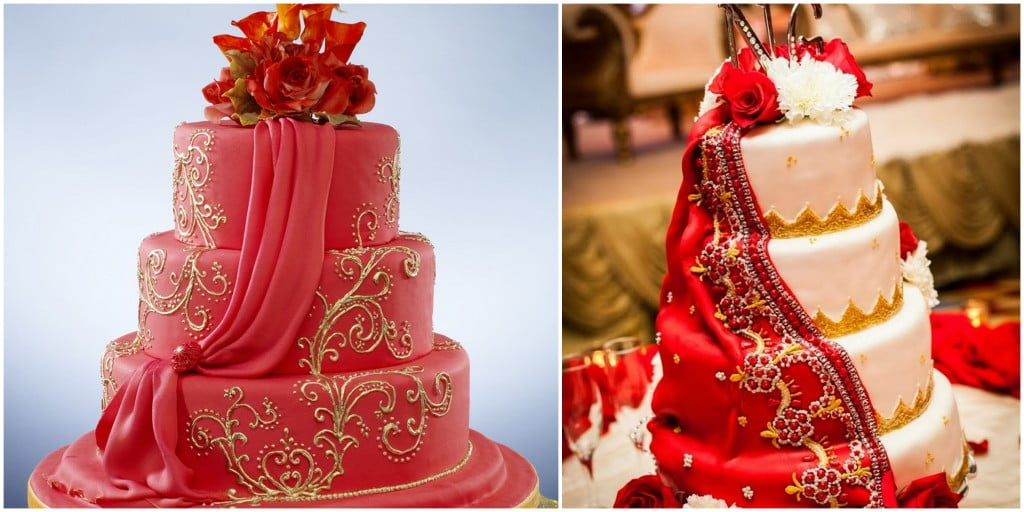 10 most amazing wedding cakes to die for