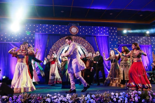 Neil Nitin Mukesh Wedding
