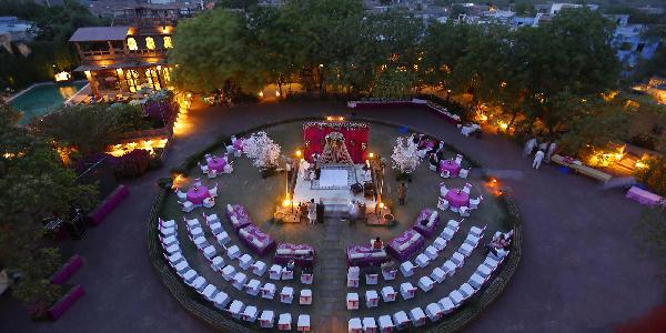 Destination Wedding in