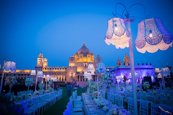 Shanqh Luxury Events is the Best Wedding planner in Jodhpur. From Planning to Execution. Thinking of a Jodhpur wedding? Call/WA +919910325805 | +919899744727 now!