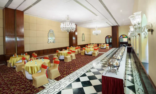 The Grand Imperial, Destination wedding in Agra