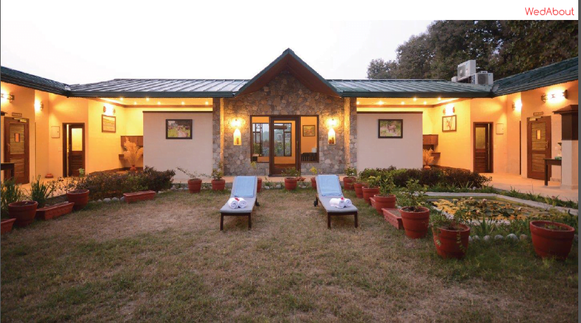 Destination Wedding in Jim Corbett