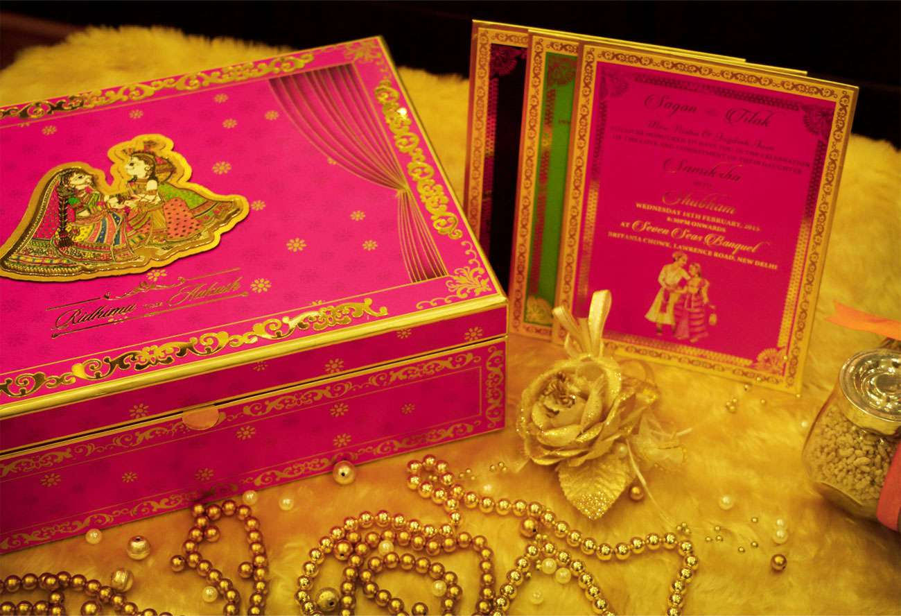A Brides Guide For Indian Wedding Theme WedAbout