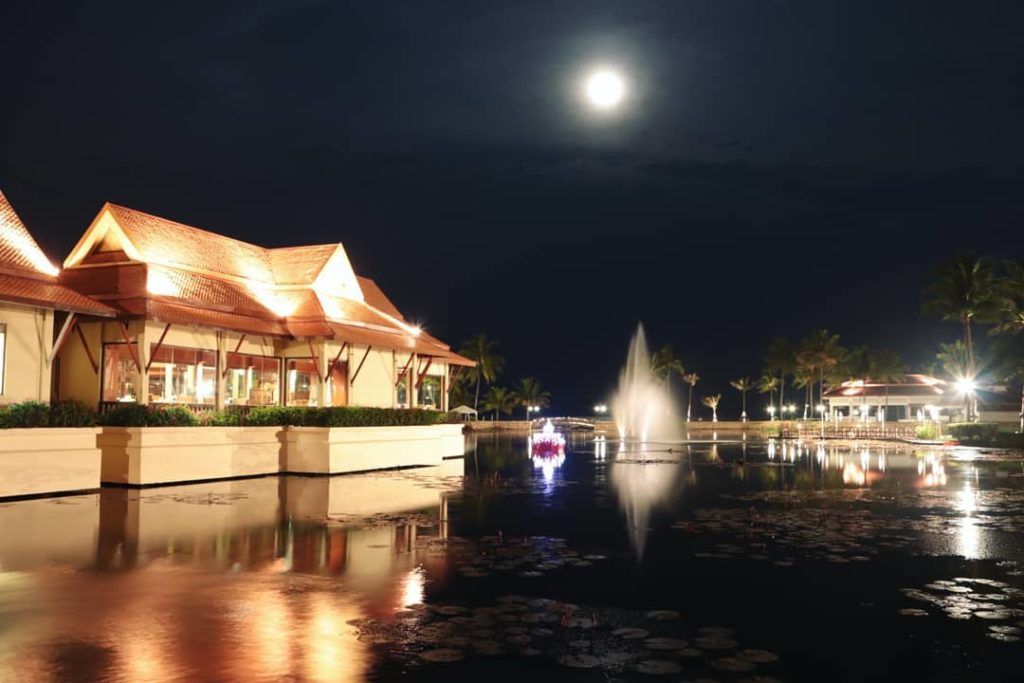 Dusit Thani Hua Hin, Dusit Thani resort hua hin