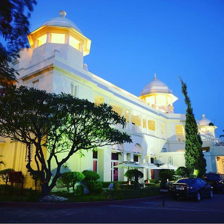 The Lalit Lakshmi Vila for destination wedding in Udaipur