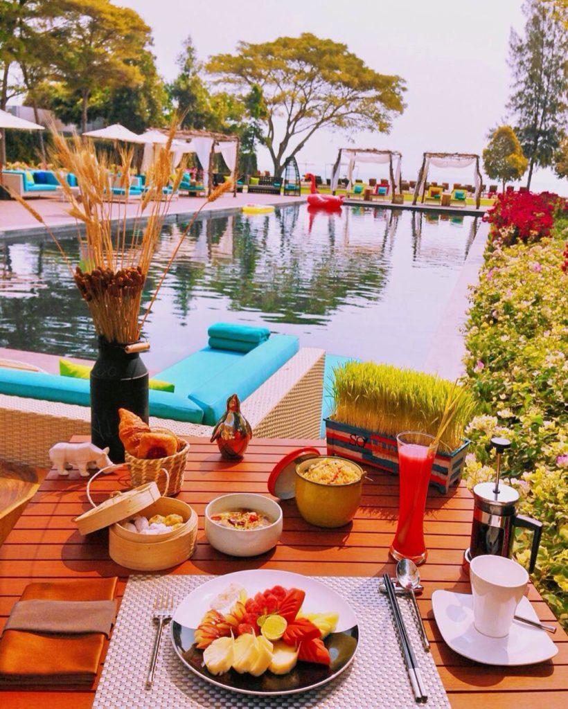 SO Sofitel Hua Hin, SO Sofitel resort Hua Hin