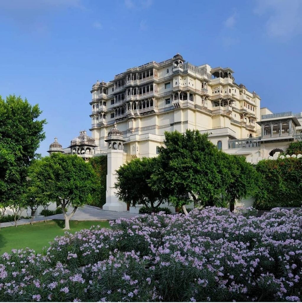 The Devigarh Palace for destination wedding in Udaipur