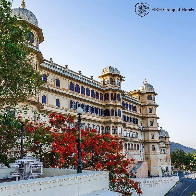 Fateh Prakash Palace for destination wedding in Udaipur