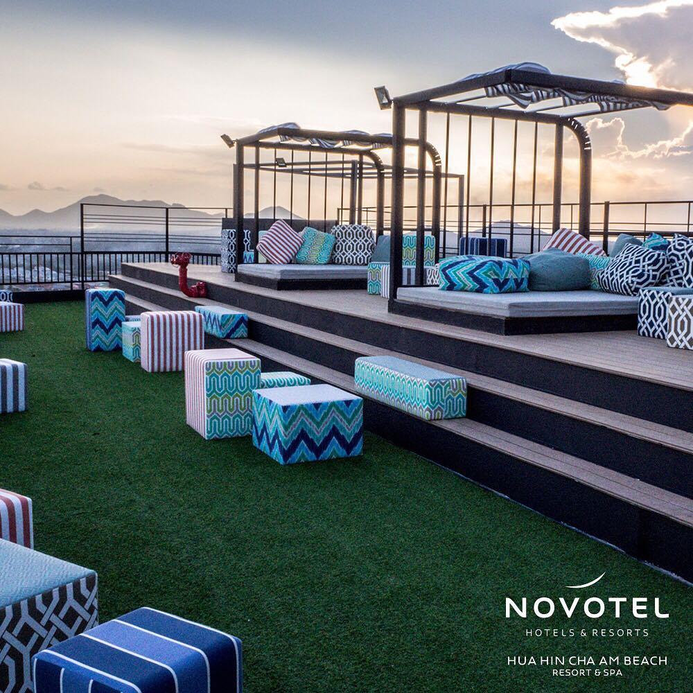 Novotel Hua Hin Beach Resort and Spa, Novotel Hua Hin Beach Resort