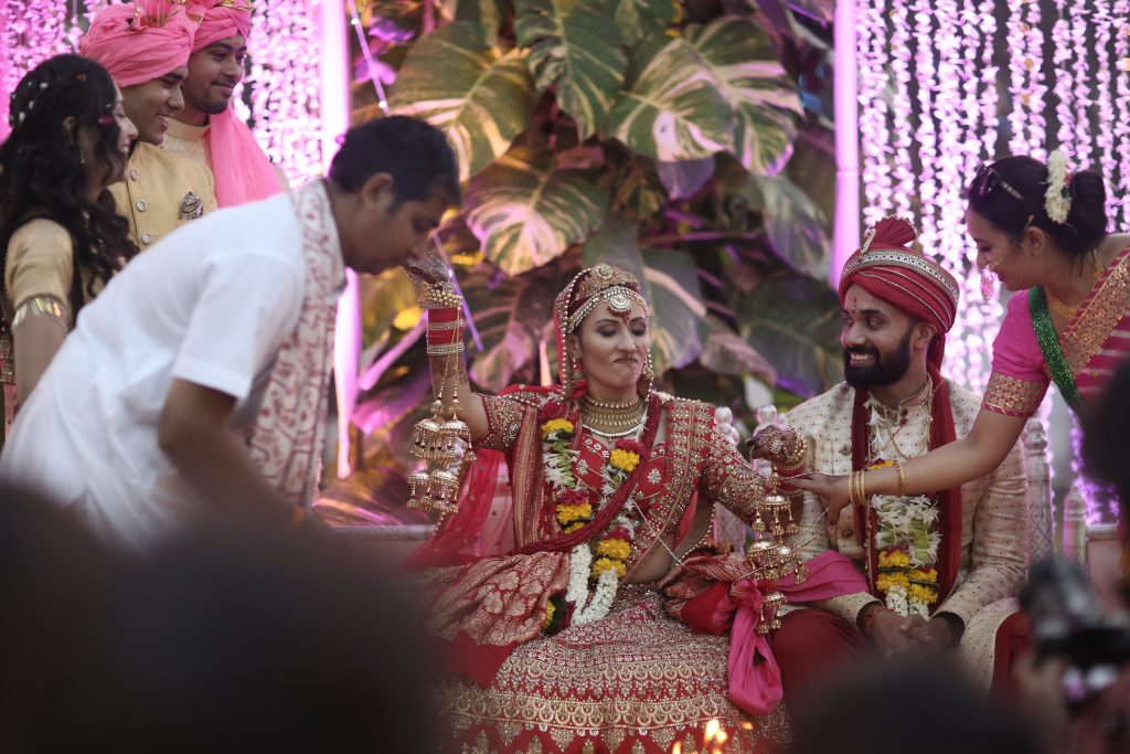 Svetana & Dhruwin's real wedding