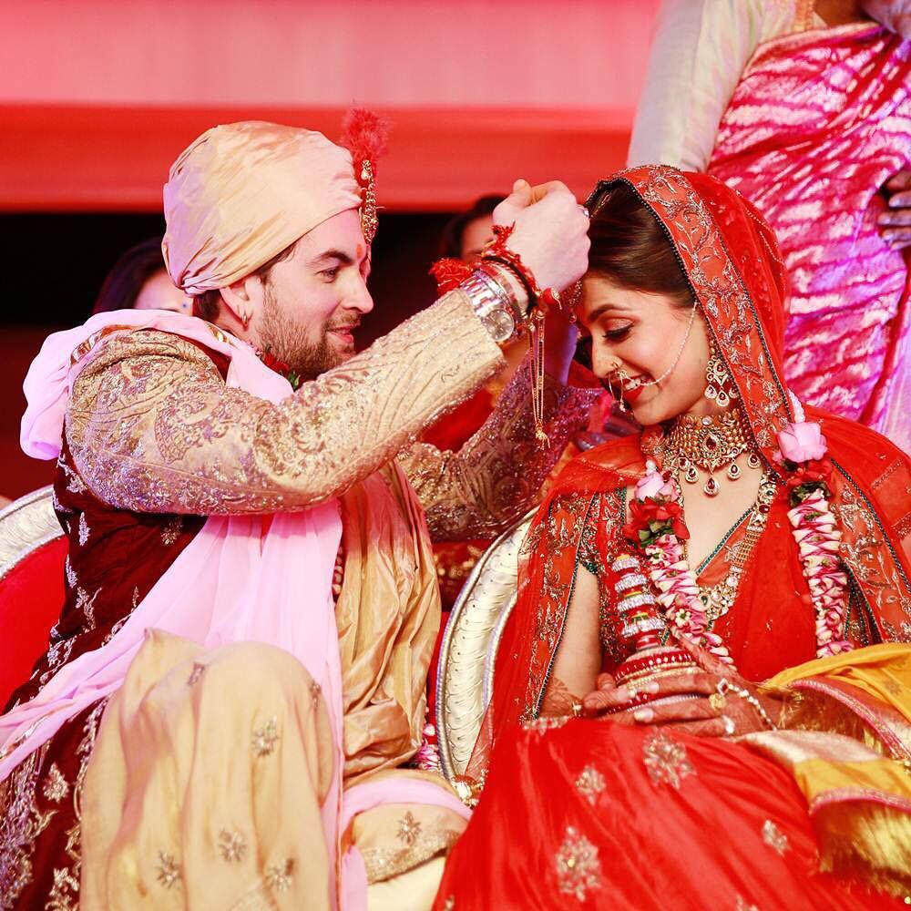 Neil-Rukmani wedding in Udaipur