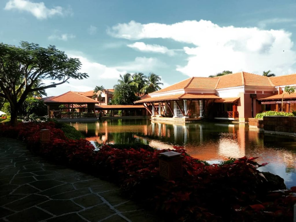Park hyatt , The park hyatt goa