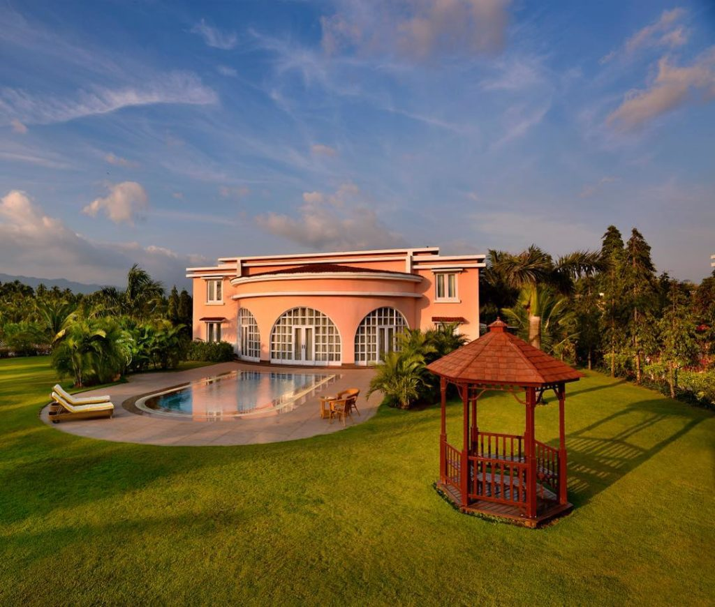 The Lalit golf and spa resort