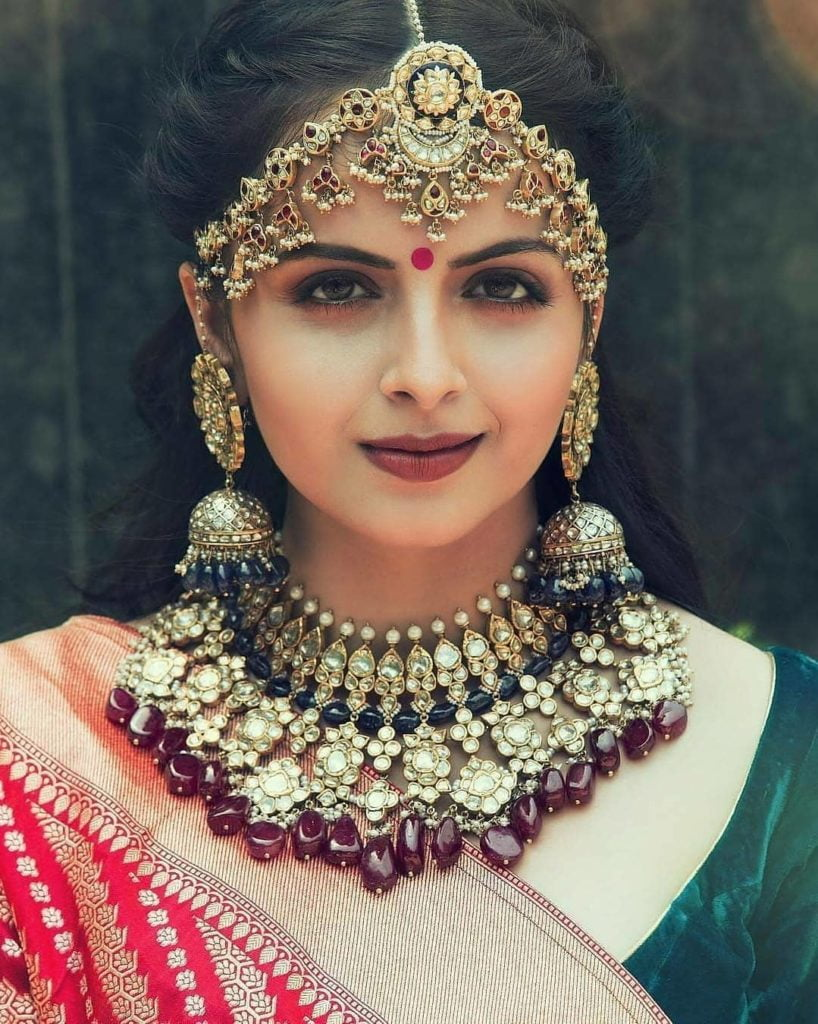 Shrenu parikh makeup look
