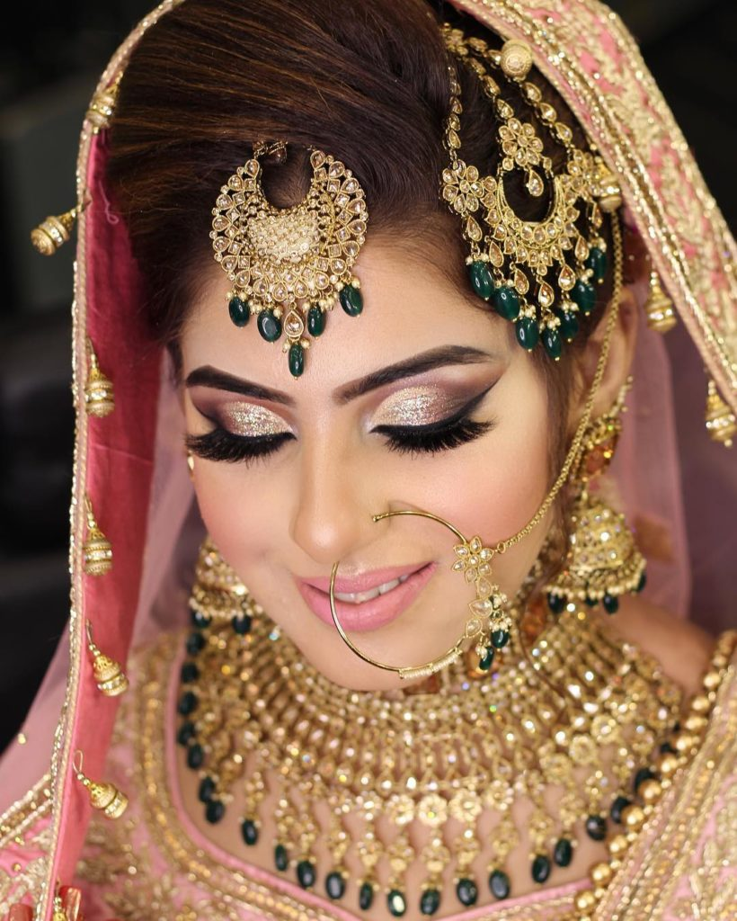 21 latest bridal eye makeup looks every bride needs to know