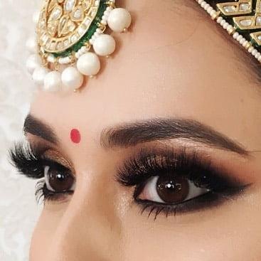 classic eye makeup look