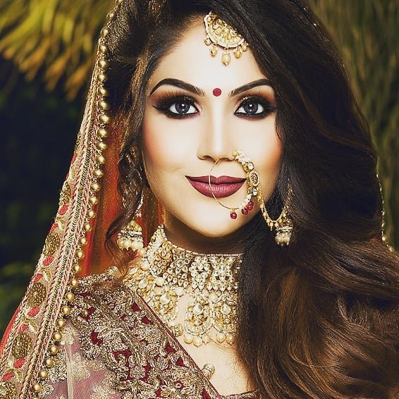 trends in bridal makeup