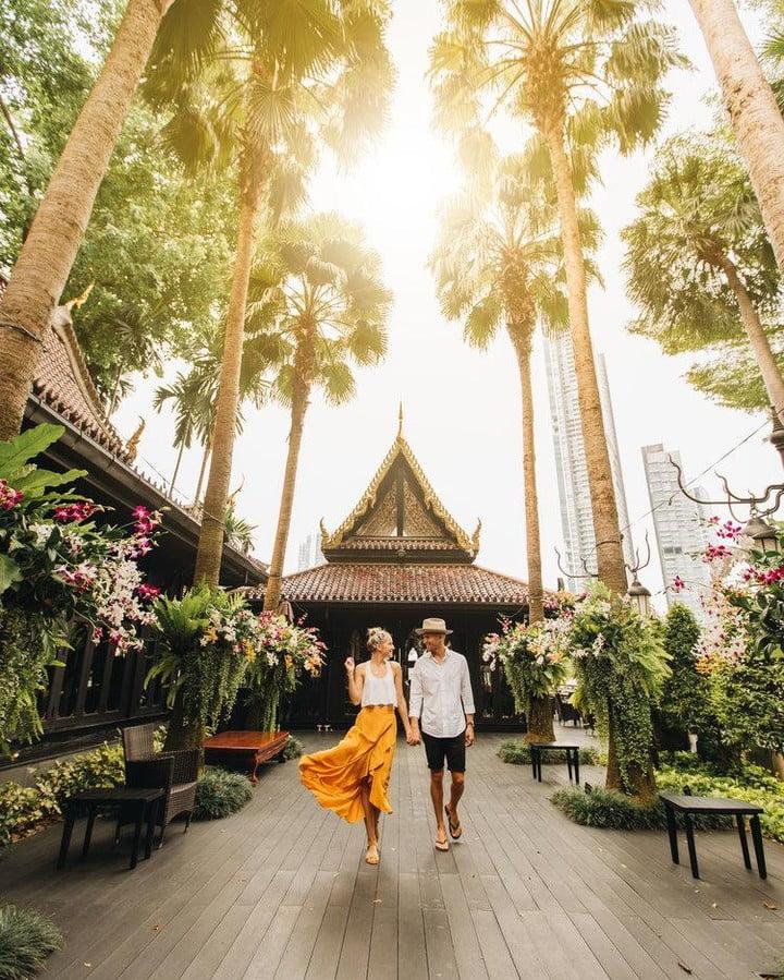 honeymoon in bangkok