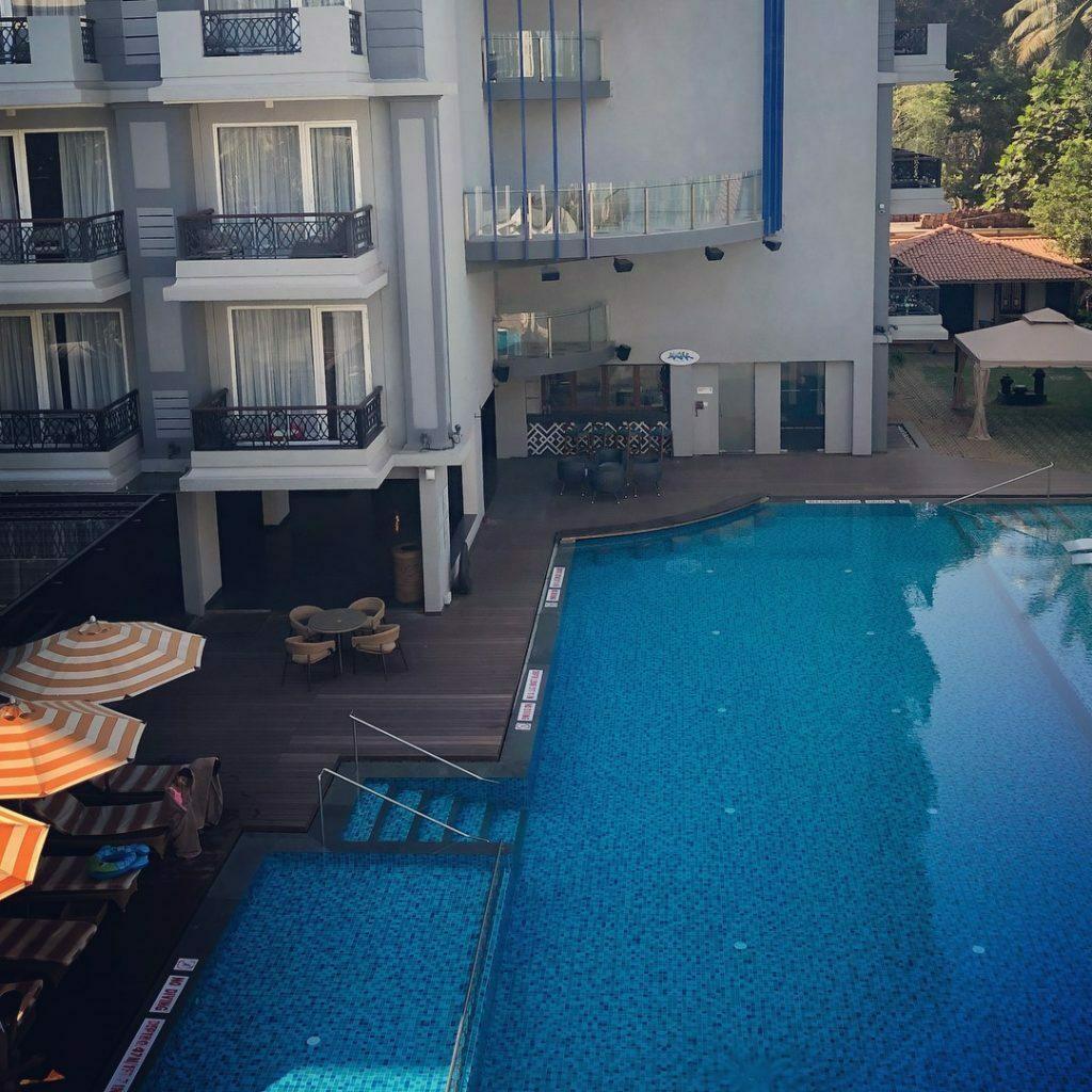 Le Meridian Goa