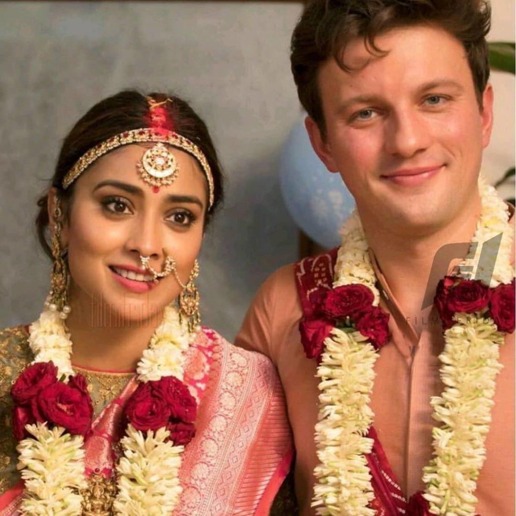shriya saran destination wedding