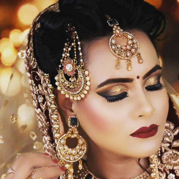 Airbrush Or Hd Bridal Makeup Which One To Choose For Your