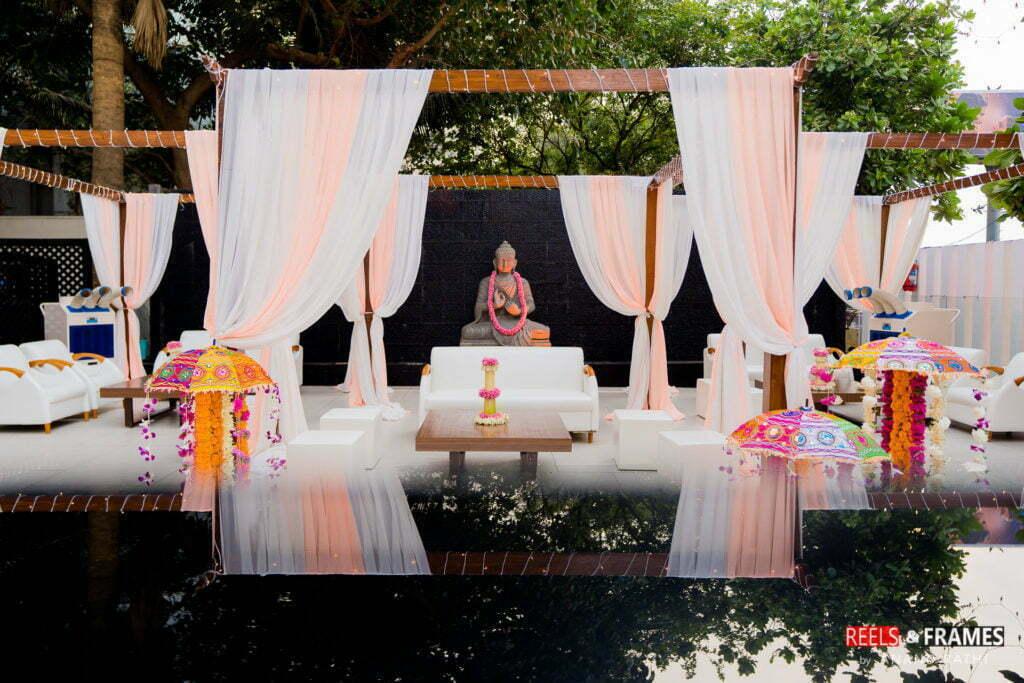 Decor ideas for destination wedding in Abu Dhabi