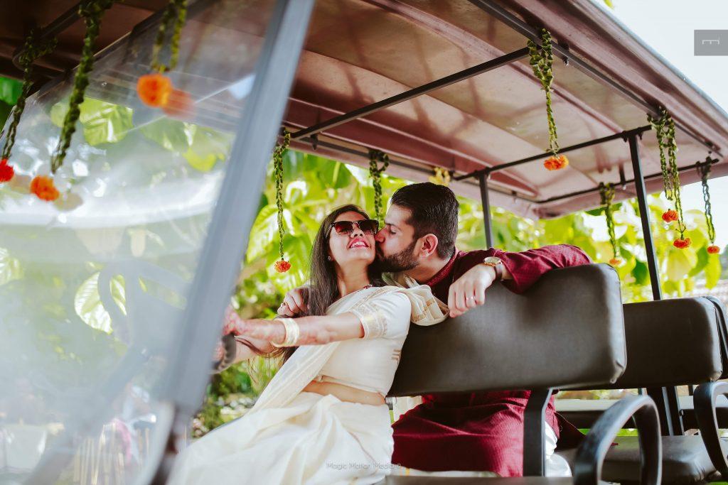 wedding in kerala at vasundhara sarovar premiere