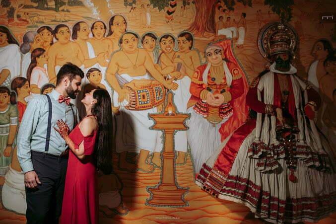 Pre-Wedding Photo Shoot in Kerala