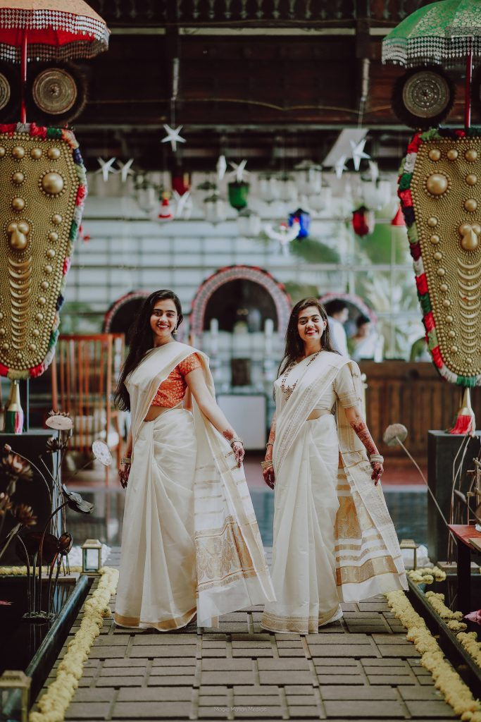 sarees by nallisilksarees for the bride and guests